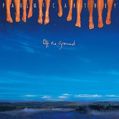 Paul McCartney CD, Off the Ground, Original 1993 Capitol, No Back Insert,Beatles
