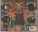 Thy Infernal CD, Satan's Wrath, Original 1999 Moribund, 1st Press