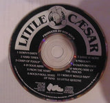 Little Caesar CD, Self-titled, Autographed Special Promo Release, RARE, 1990 DGC