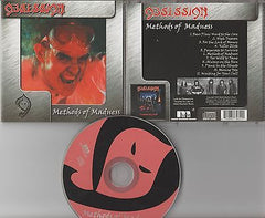 Obsession CD, Methods of Madness, 2000 Metal Mayhem, Loudness, Yngwie Malmsteen