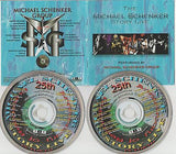 Michael Schenker Story Live CD, 1st Press, 2-Disc, Orig 1997 MSR, Scorpions, UFO
