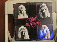 Sweet Savage LP, Self-titled, RARE,OOP, Orig 1985 Savage Tunes, Indie, Slaughter