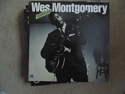 Wes Montgomery LP, Yesterdays, Gatefold 2 LP, M-47057, Milestone, EX/NM