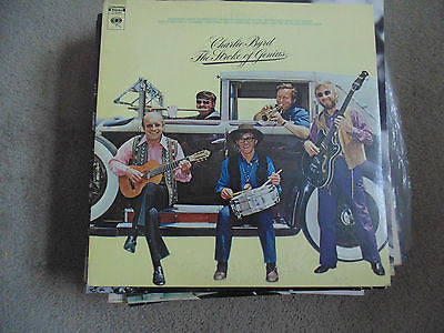 Charlie Byrd LP, The Stroke of Genius, C 30380, Jazz, NM