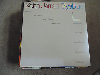 Keith Jarrett LP, Byablue, Dewey Redman Paul Motian, ABC Impulse, NM