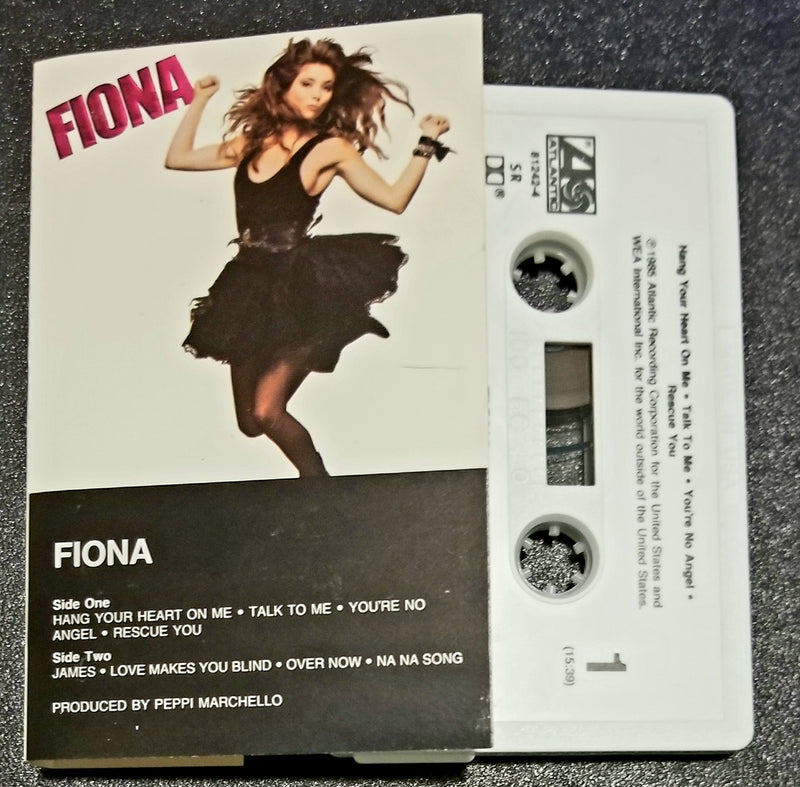 Fiona Self-Titled Cassette S/T, Same