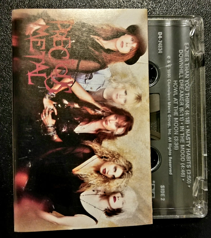 Precious Metal Self-Titled, Same, S/T Cassette