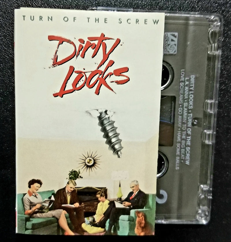 Dirty Looks Turn of the Screw Cassette