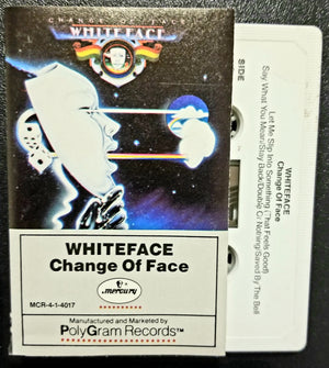 WHITEFACE Change of Face Cassette