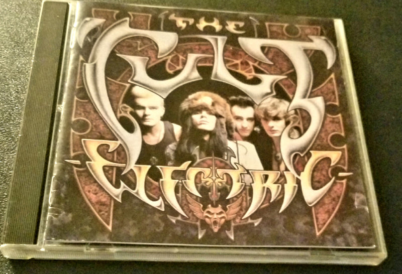 THE CULT ELECTRIC CD