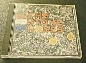 THE STONE ROSES SELF-TITLED, S/T, SAME 1989 CD