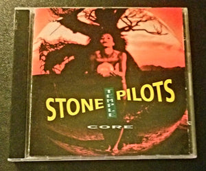 STONE TEMPLE PILOTS STP CORE CD