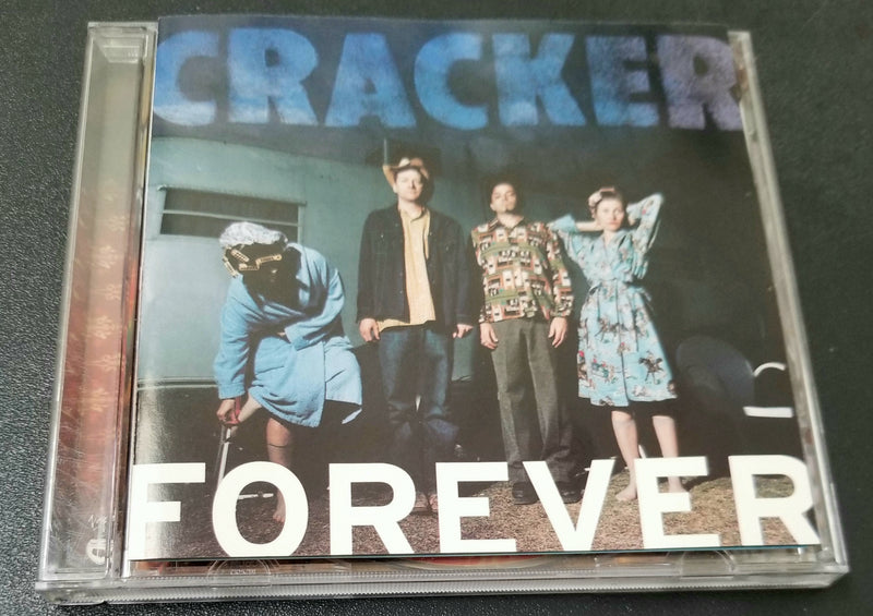 CRACKER FOREVER BMG PRESSING CD