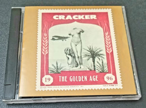 CRACKER THE GOLDEN AGE 1996 CD