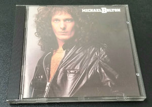 MICHAEL BOLTON SELF-TITLED, S/T, SAME 1983 CD