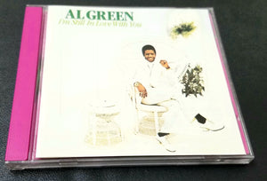 AL GREEN I'M STILL IN LOVE WITH YOU CD PINK TRAY