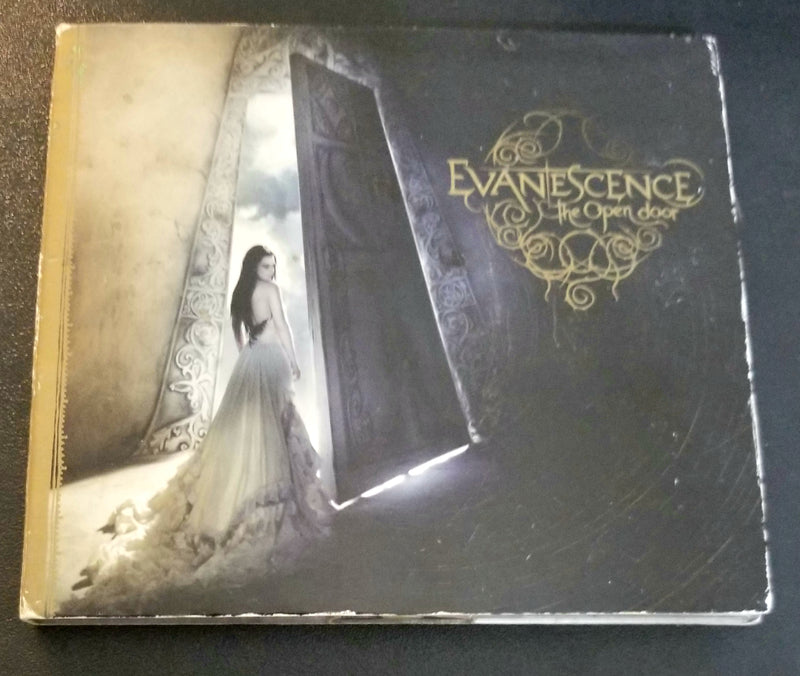 EVANESCENCE THE OPEN DOOR CD
