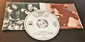 ART GARFUNKEL BREAKAWAY CD