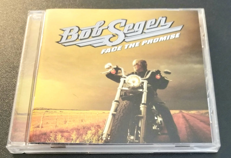 BOB SEGER FACE THE PROMISE CD