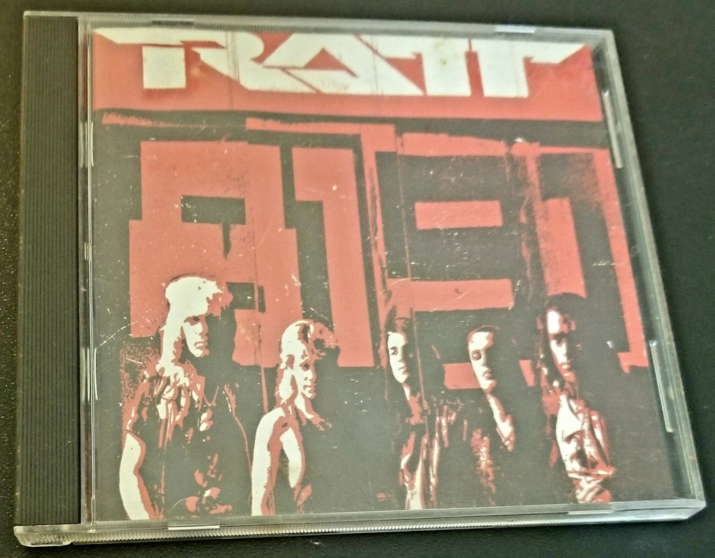 RATT BEST OF / GREATEST HITS 8191 CD