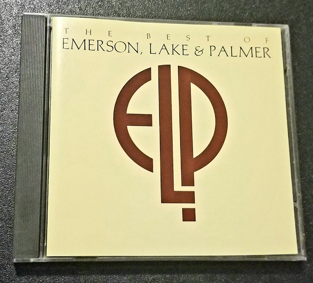 ELP EMERSON LAKE & PALMER BEST OF / GREATESTCD