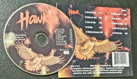 HAWK CD AUTOGRAPHED BY DOUG MARKS OF METAL METHOD - FEATURING MATT SORUM ON DRUMS