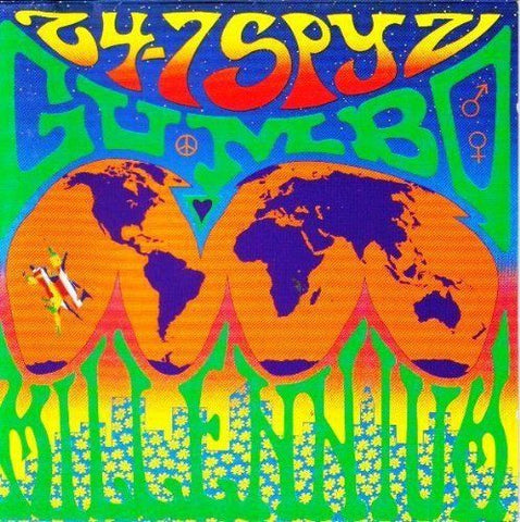 24-7 Spyz CD, Gumbo Millenium, 1990 In-Effect