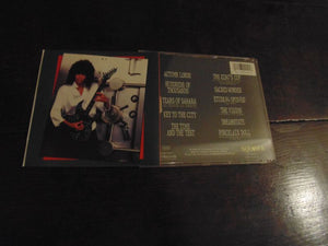 Tony Macalpine CD, Maximum Security, 1987 Pressing, Project Driver