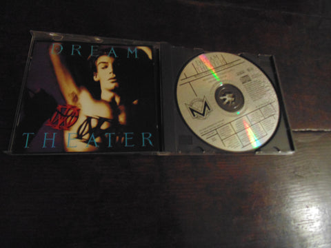 Dream Theater CD, When Dream and Day Unite, 1989 Pressing, Import