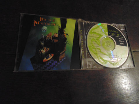 Ronnie Montrose CD, Music from here, 1994 Pressing