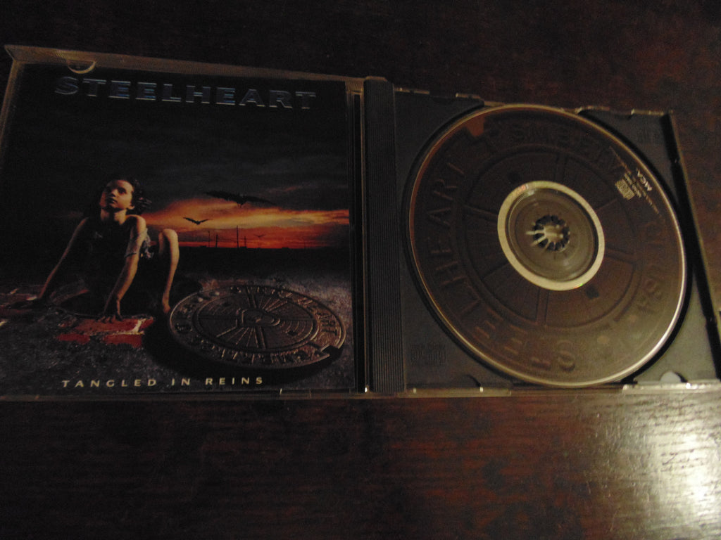 Steelheart CD, Tangled in Reins, 1992 MCA Pressing