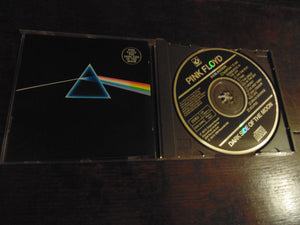 Pink Floyd CD, Dark Side of the Moon, Harvest, Japan, CDP 7 46001 2