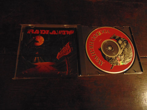 Badlands CD, Voodoo Highway, Jake E. Lee, Ozzy, Sabbath