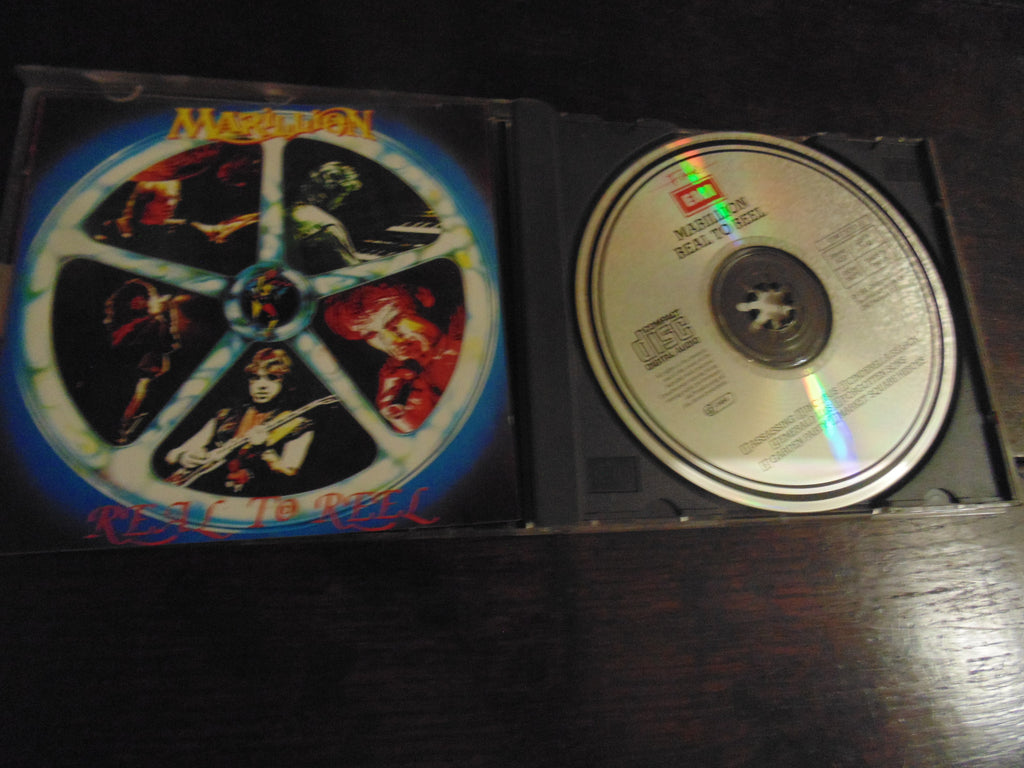 Marillion CD, Real to Reel, UK Import, CD-FA 3142
