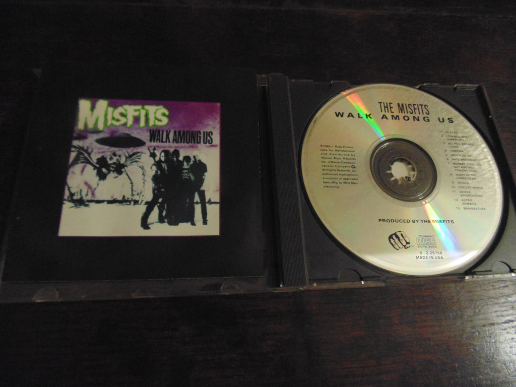 Misfits CD, Walk Among Us, Danzig
