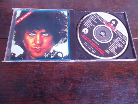 Marc Bolan & T. Rex, Zinc Alloy and the Hidden Riders, Japanese Import