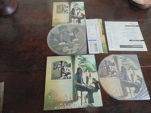 Pink Floyd CD, Ummagumma, Japanese Import TOCP-65734-35, Mini LP Replica