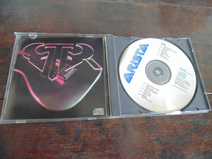 GTR CD, Self-titled, S/T, Same, Steve Howe, Yes, Asia, Genesis