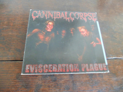 Cannibal Corpse CD / DVD, Evisceration Plague