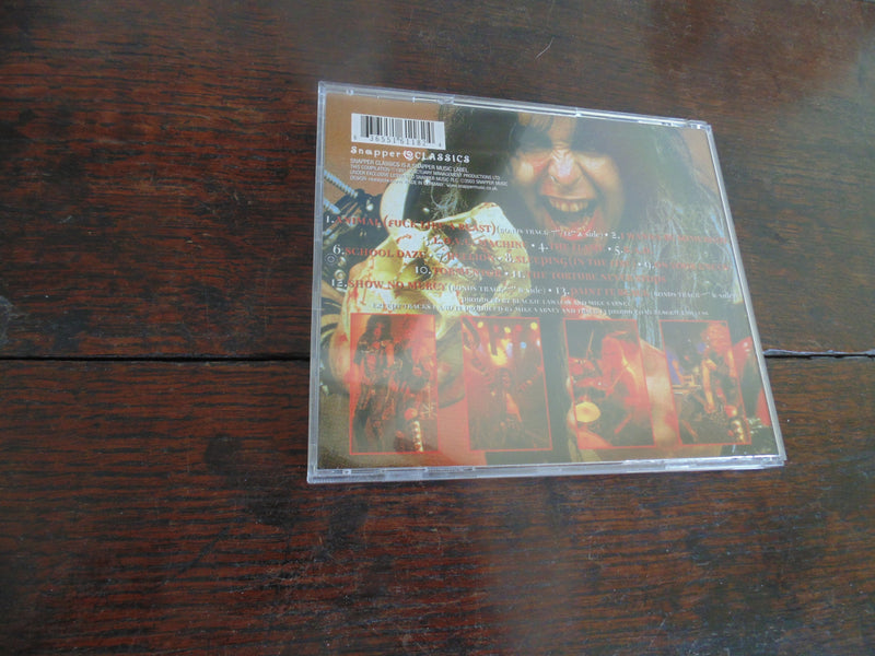 W.A.S.P. CD, Self-titled, S/T, Same, WASP, Animal, Remastered