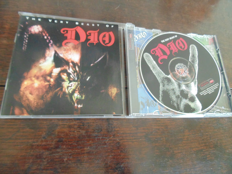 Dio CD, The Very Beast of, Best, Greatest, Sabbath, Rainbow, Heaven & Hell