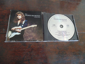Yngwie Malmsteen CD, Collection, Best, Greatest, 1991