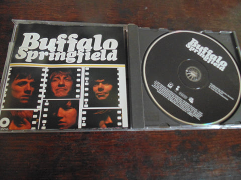 Buffalo Springfield CD, Self-titled, S/T, Same, Neil Young, HDCD, Remastered