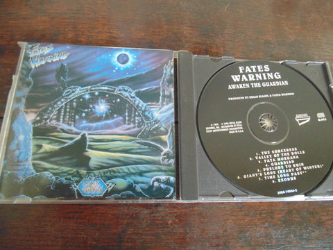 Fates Warning CD, Awaken the Guardian 3984-14046-2, US Pressing