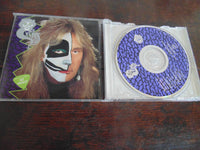 Peter Criss CD, Criss Cat #1, Special Guest Ace Frehley, KISS, Beth