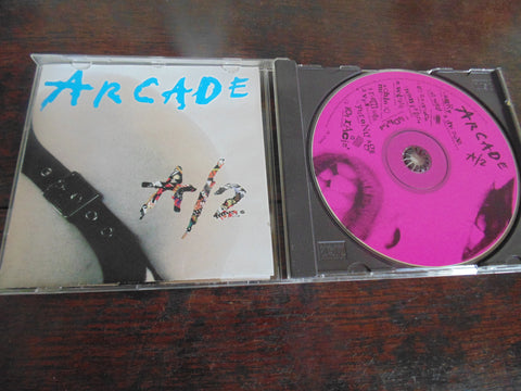 Arcade CD, A/2, Stephen Pearcy, RATT, MINT
