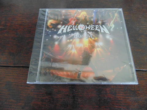 Helloween CD, High Live, 2 CD NEW
