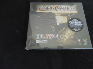 Spiders & Snakes CD / DVD, Hollywood Ghosts, London, Lizzie Grey, Nikki Sixx, Motley