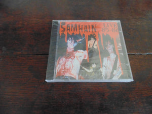 Samhain CD, Live 85-86, NEW, 2001 EviLive Records / E-Magine EMA 61064-2, NEW
