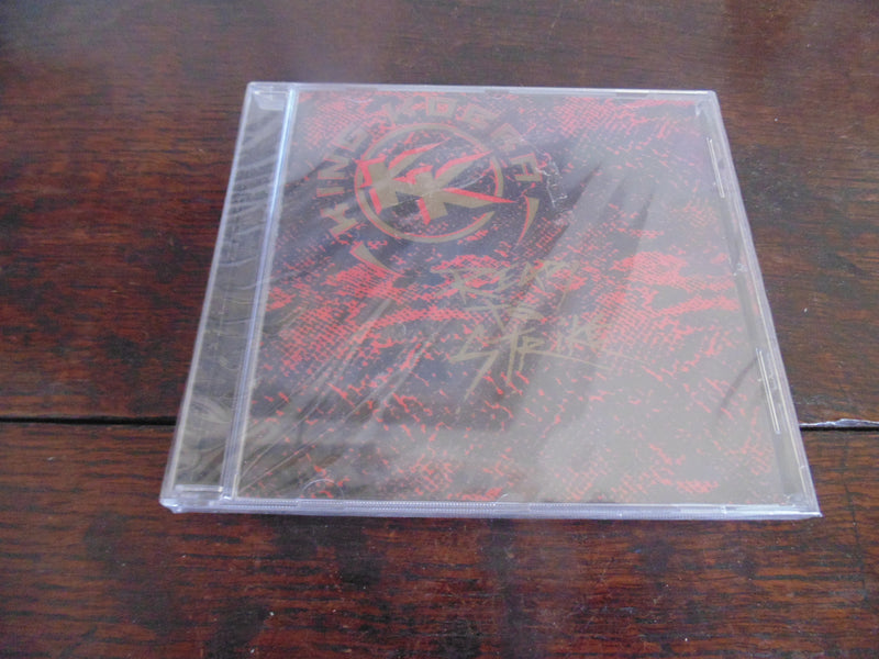 King Kobra CD, Ready to Strike, SEALED, 2000 Axekiller, Cactus, Ozzy Osbourne